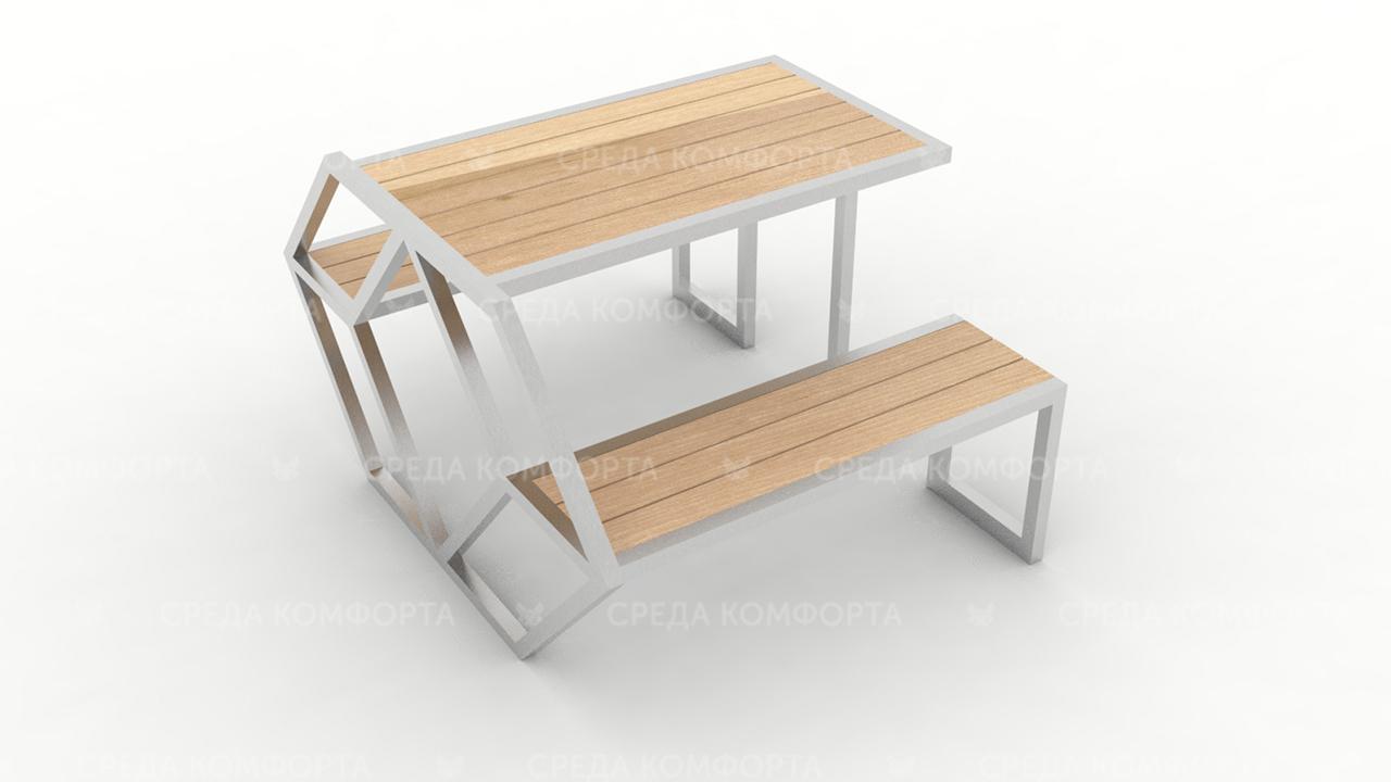 Скамейка со столом SCAM0261