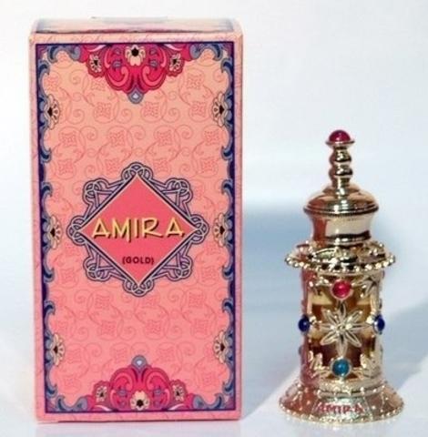 ПРОБНИК 1мл от AMIRA / Амира Золото 12мл