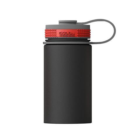 Мини-термос Asobu Mini Hiker (0,35 литра), черный