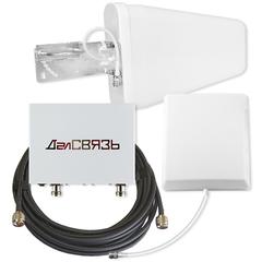 Усилитель сотовой связи и 3G интернета ДалСВЯЗЬ DS-900/2100-10 C2