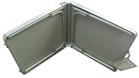 Стол складной Canadian Camper CC-TA433, вид изнутри.