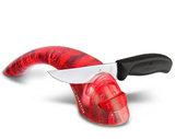 Точилка для ножей Victorinox 7.8721 с керамическими роликами красный