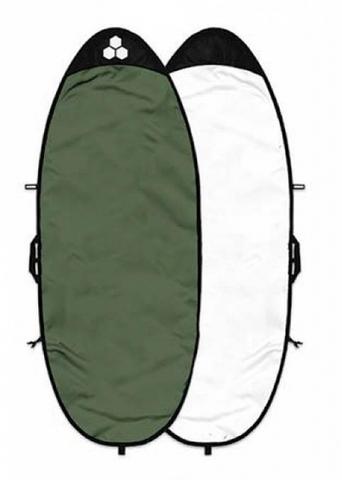Чехол для серфборда Channel Islands FL Specialty Bag 5'7'', White/Dark Green