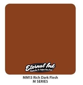 "Краска Eternal ""Rich Dark Flesh"" татуировочная 1/2 унции - 15 мл"