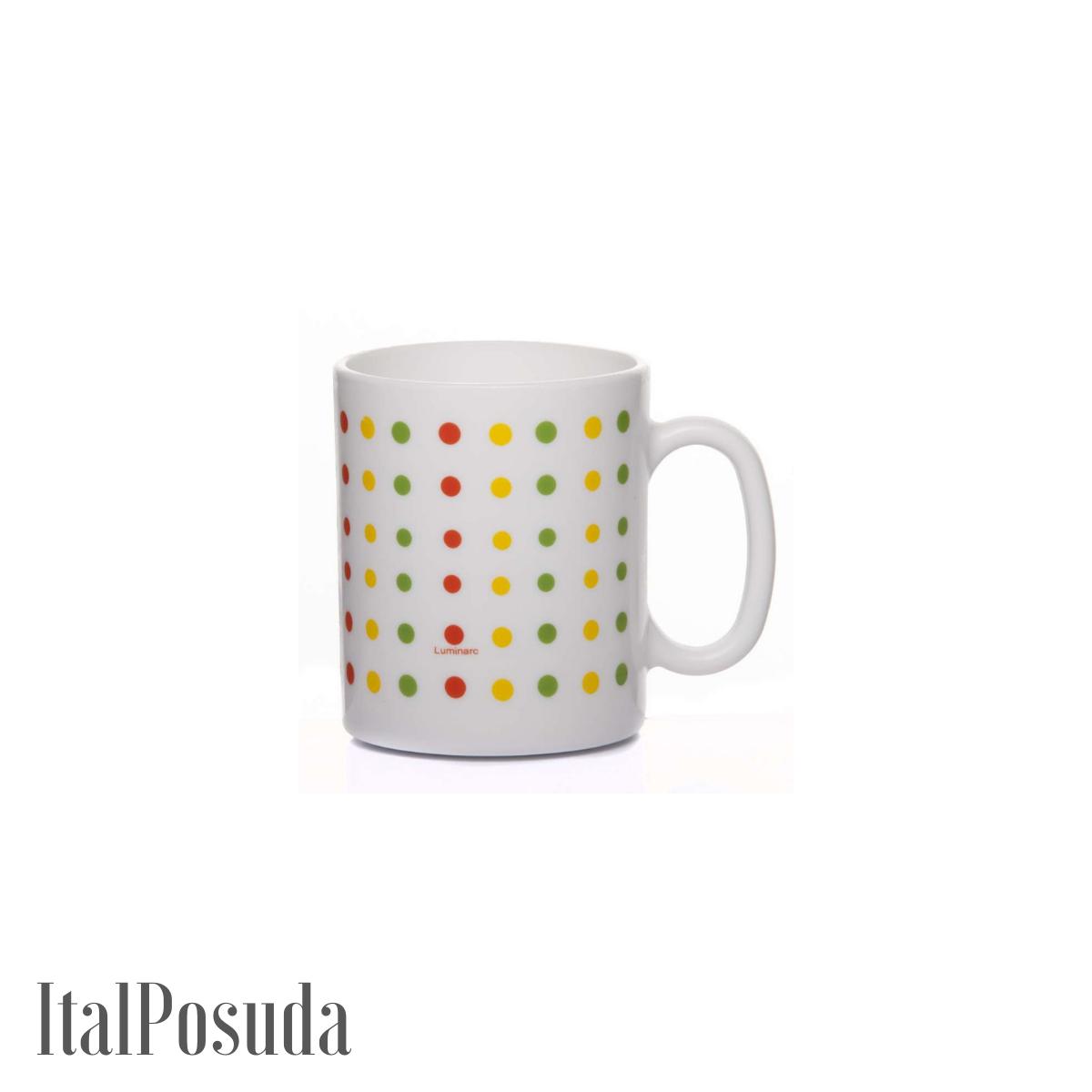 Набор кружек Luminarc Color Art (Колор Арт), 6 шт N2750