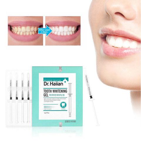 May Island Dr. Haiian 7Days Miracle Tooth Whitening Gel Отбеливающий гель для зубов