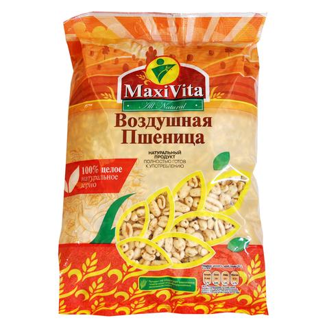 Воздушные зёрна пшеницы MaxiVita 125 г