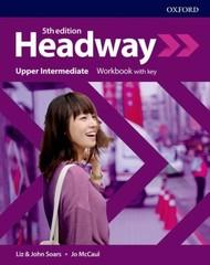 HEADWAY UP-INT 5ED Workbook W/K