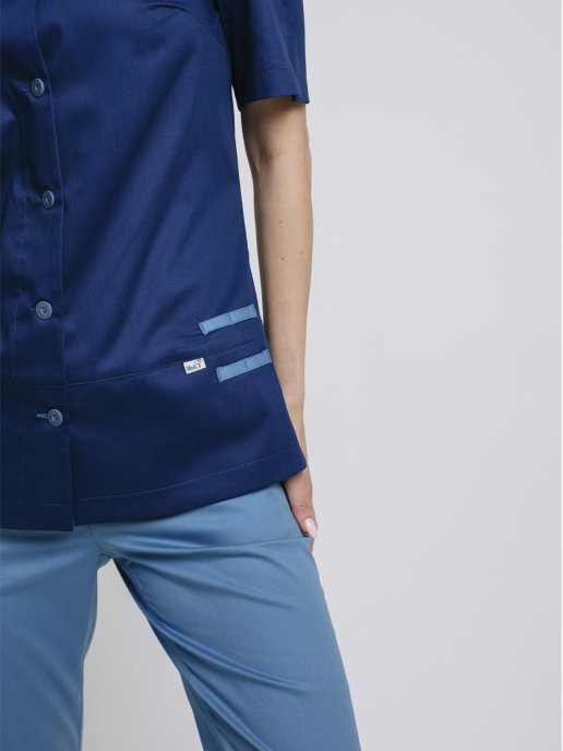 Блуза медицинская Бл-356 клеон экстра