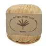 Wool Sea RAFFIA 192 (чайная роза)