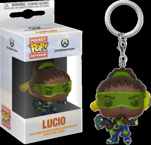 Брелок Funko Pocket Pop! Vinyl Keychain: Overwatch - Lucio