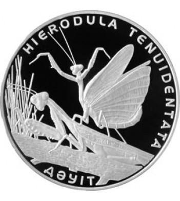 500 тенге. Богомол. Казахстан. 2012 г. PROOF