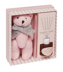 Подарочный ароматический набор Secret De Maison Pink Teddy Bear ( mod. TFP 122GF ) — розовый