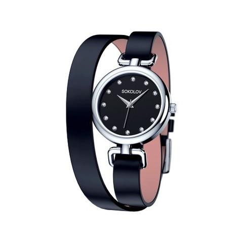 315.71.00.000.02.01.2 -Женские стальные часы от SOKOLOV
