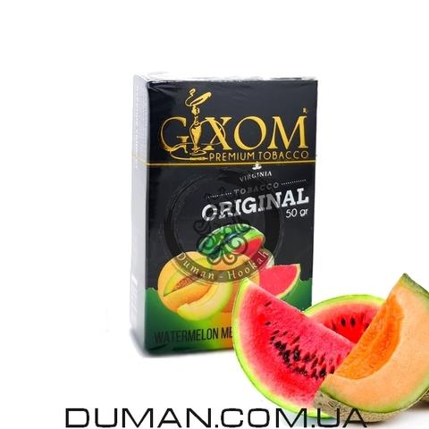 Табак Gixom Watermelon Melon (Гиксом Арбуз Дыня)