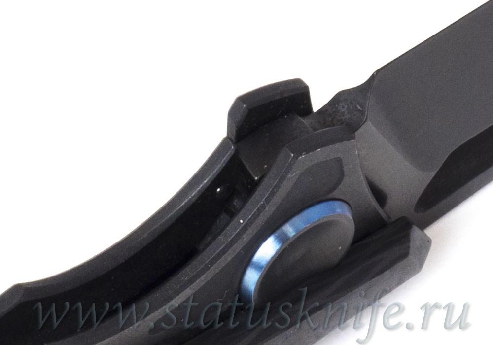 Нож Синькевич Каркас Full Custom #4 - фотография