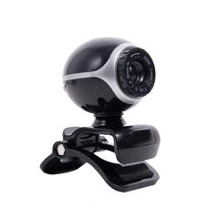 Веб-камера Berger WebCam GAMING 480p Black & SIlver