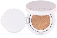 Тональный крем-кушон MISSHA Magic Cushion Moist Up SPF50+/PA+++ (No.21) 15g