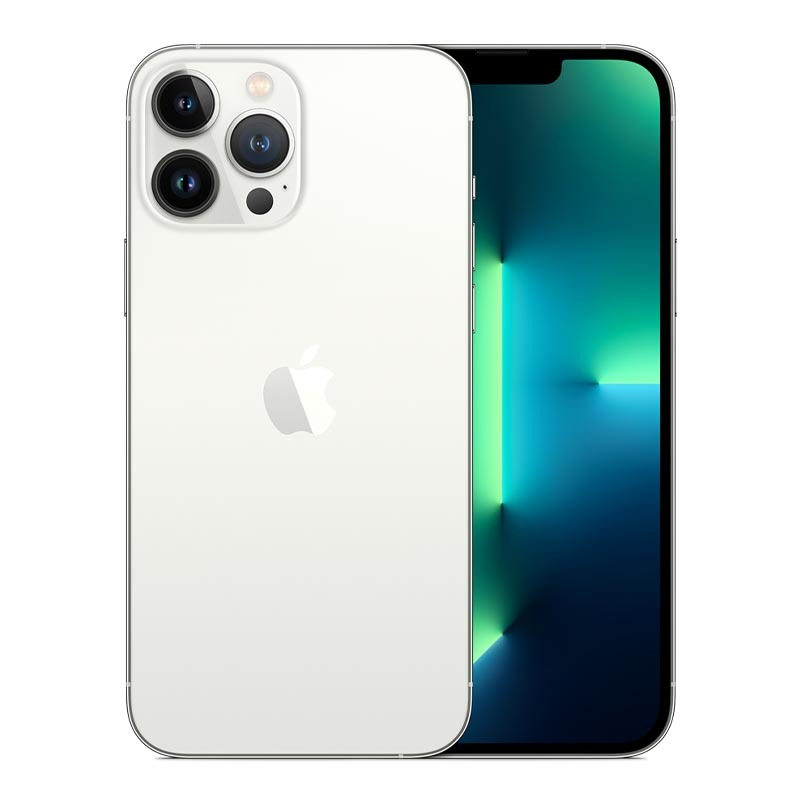 iPhone 13 Pro Max, 128 гб, серебристый