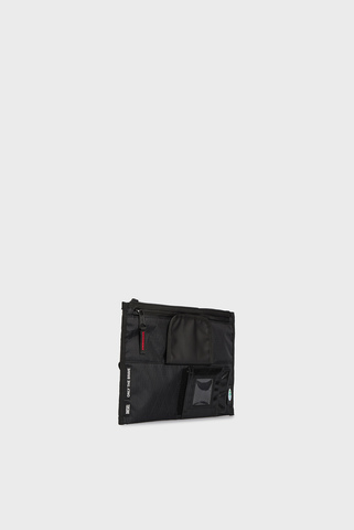 Мужская черная сумка URBAN NINJA IGA cross bodybag Diesel