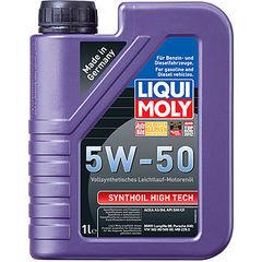 9066 LiquiMoly Синт.мот.масло Synthoil High Tech  5W-50 SM/CF;A3/B4 (1л)
