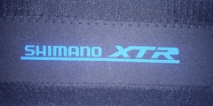 Защита пера Shimano XTR синяя