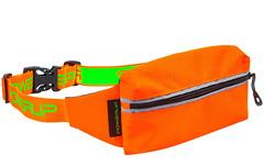 Сумка на пояс на молнии Powerup Bag 2019 Orange большая