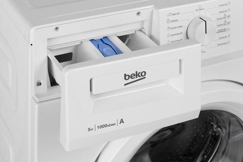 Стиральная машина Beko WRE55P1BWW
