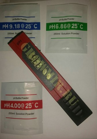 pH-метр 01 Grit