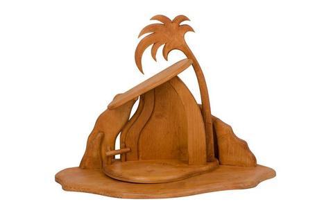 Вертеп с пальмой
