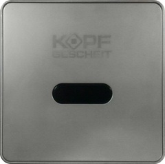 Панель смыва для писсуара инфракрасная Kopfgescheit KR6433DC фото