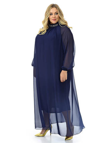 Вечернее платье из шифона Рихарда