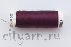 Нитки швейные Gutermann, полиэстр, 200 м