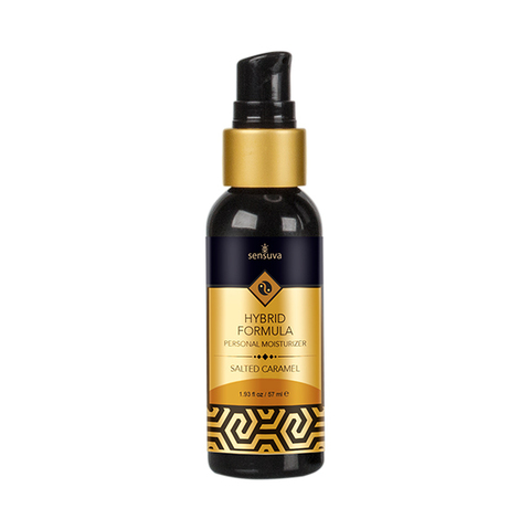 Лубрикант на гибридной основе Sensuva - Hybrid Personal Moisturizer Salted Caramel 57 ml