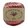 Wool Sea RAFFIA 291 (темный терракот)