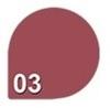 03 клубничный смузи
