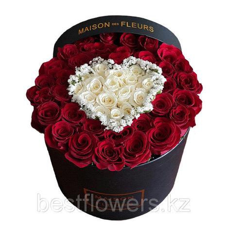 Коробка Maison Des Fleurs Сердце