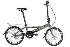 складной велосипед Corto FB220 серый