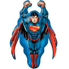 Супермен летящий
