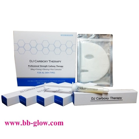 Carboxy CO2 Gel Mask Комплект Carboxy СО2 -неинвазивная карбокситерапия (1 шт.)