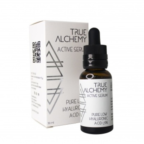 Сыворотка PURE LOW HYALURONIC ACID 1,3%, ТМ TRUE ALCHEMY