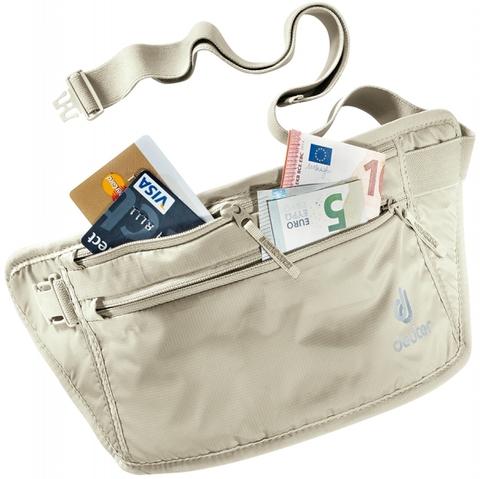 Картинка кошелек на пояс Deuter Security Money Belt II sand - 1