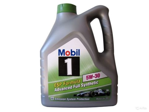 152621 152053 MOBIL 1 ESP FORMULA 5W-30 моторное синтетическое масло 4 Литра купить на сайте официального дилера Ht-oil.ru