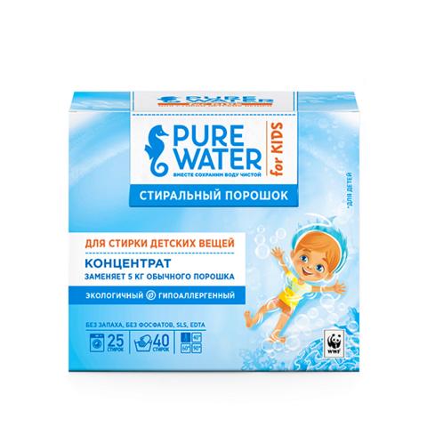 Стиральный порошок для детского белья | Pure Water