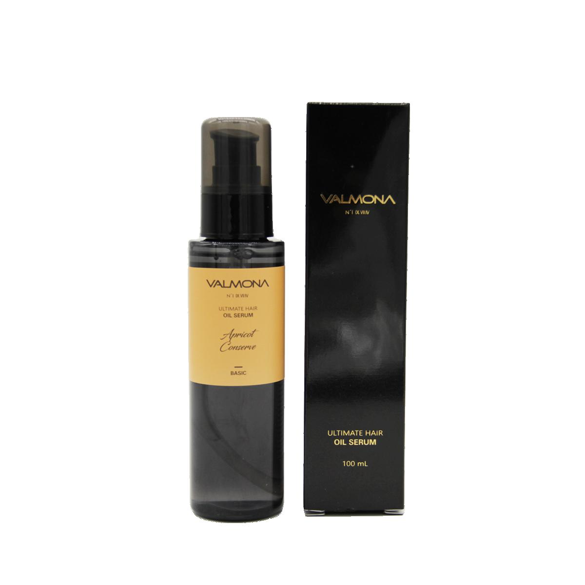Valmona Ultimate Hair Oil Serum Apricot