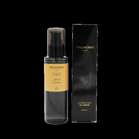 Valmona Сыворотка для волос Абрикос Ultimate Hair Oil Serum 100ml