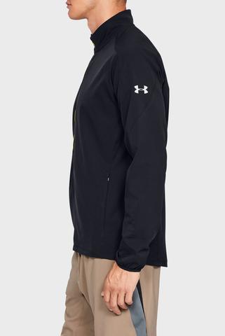 Мужская черная куртка UA STORM Under Armour