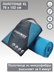 Полотенце спортивное из микрофибры Spolax Sports XL