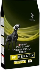 Сухой корм для собак всех пород, Purina Pro Plan Veterinary Diets CANINE HP, при хронической печеночной недостаточности