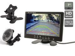 Автомобильный монитор AVIS Electronics AVS0704BM
